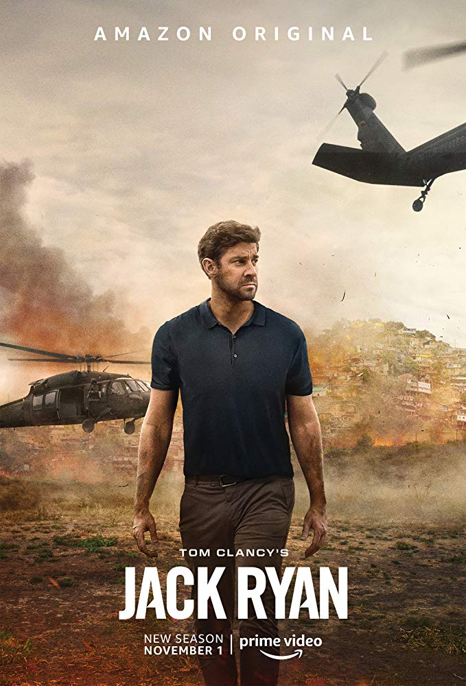 Watch Movie Jack Ryan - Season 2