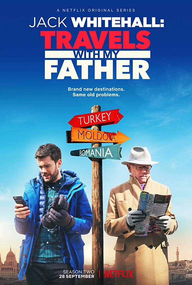 Watch Movie Jack Whitehall: Travels with my Father - Season 5