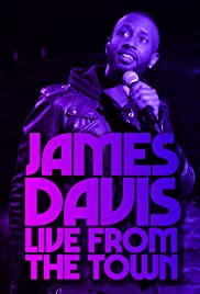 Watch Movie James Davis: Live from the Town