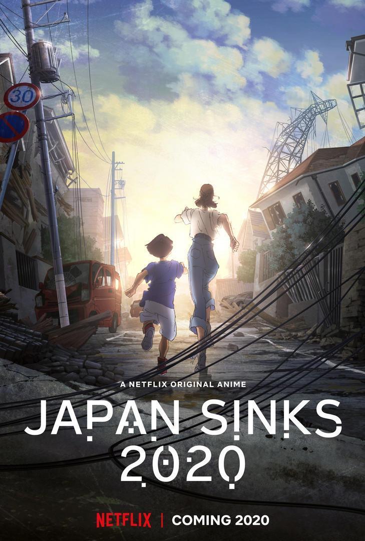 Watch Movie Japan Sinks: 2020 - Season 1