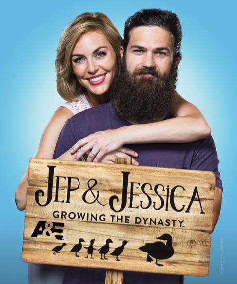 Watch Movie Jep & Jessica: Growing the Dynasty - Season 1