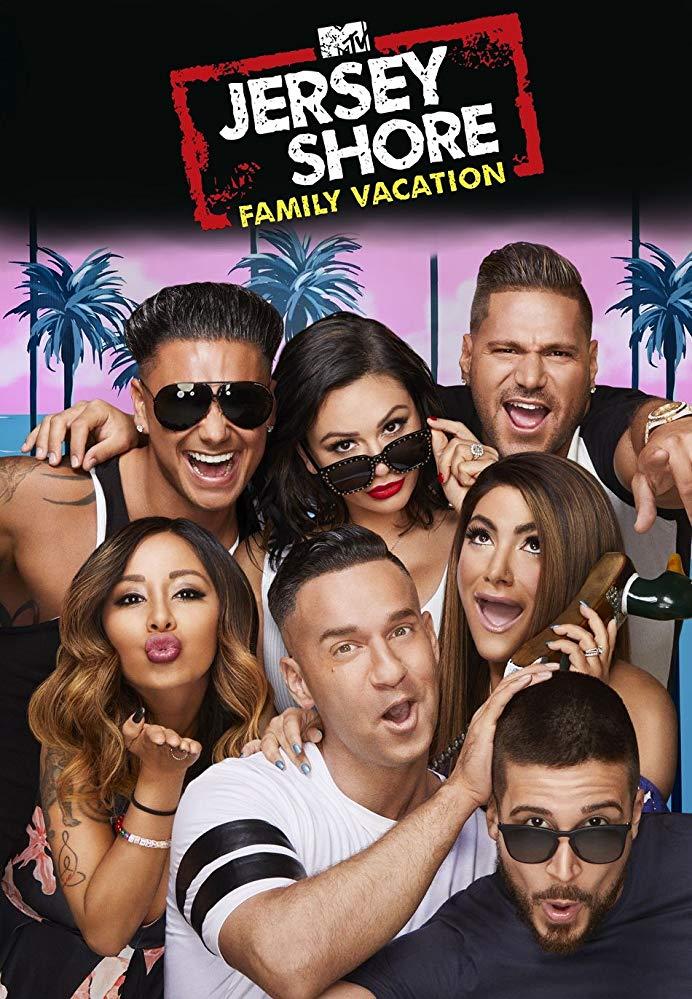 Watch Movie Jersey Shore Family Vacation - Season 4