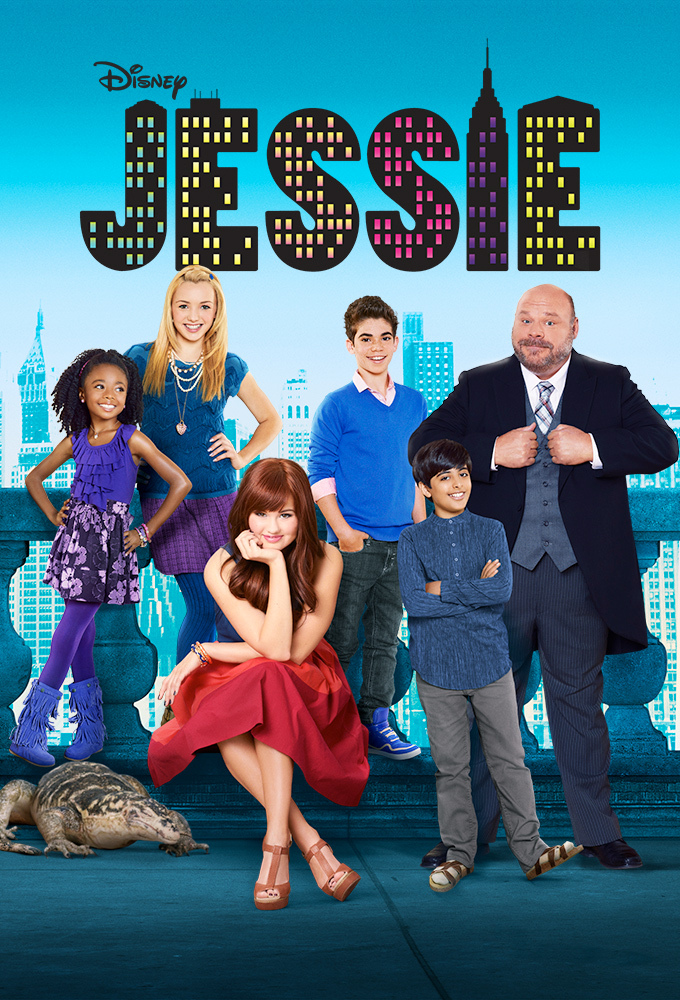 Watch Movie Jessie - Season 2