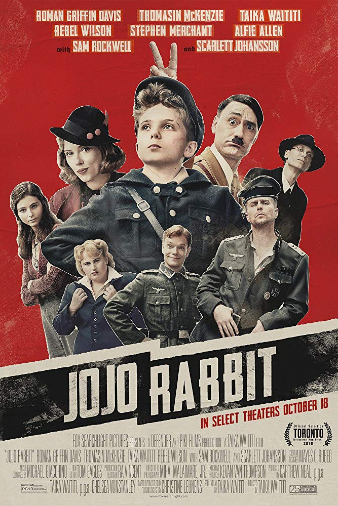Watch Movie Jojo Rabbit
