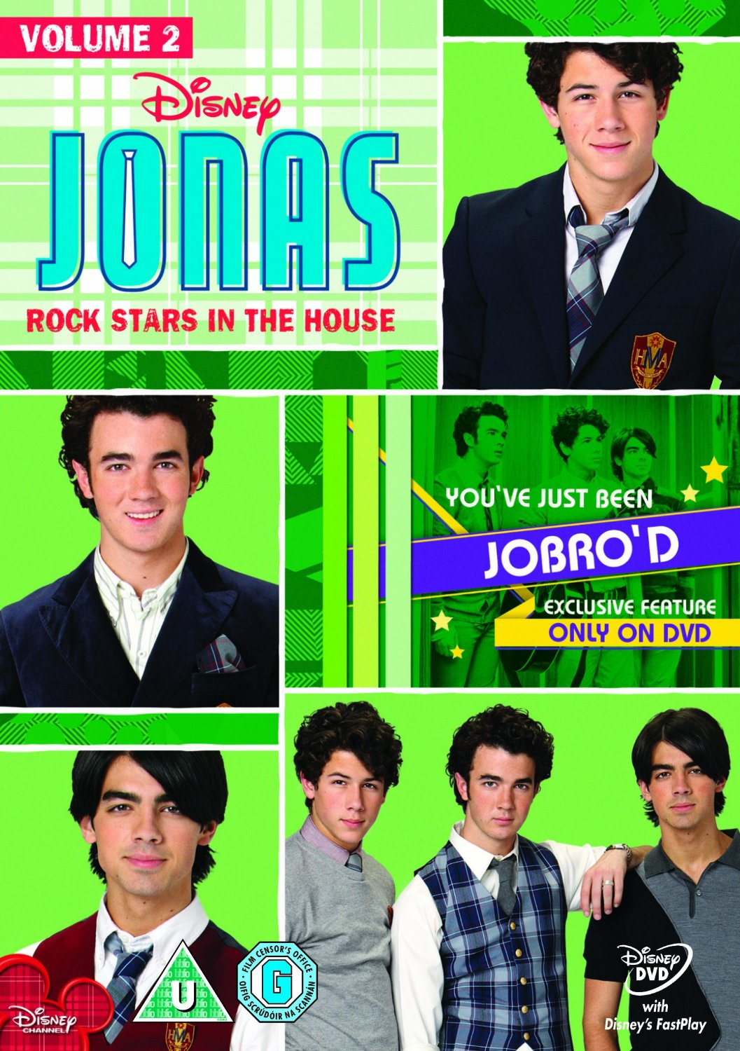 Watch Movie JONAS LA - Season 2