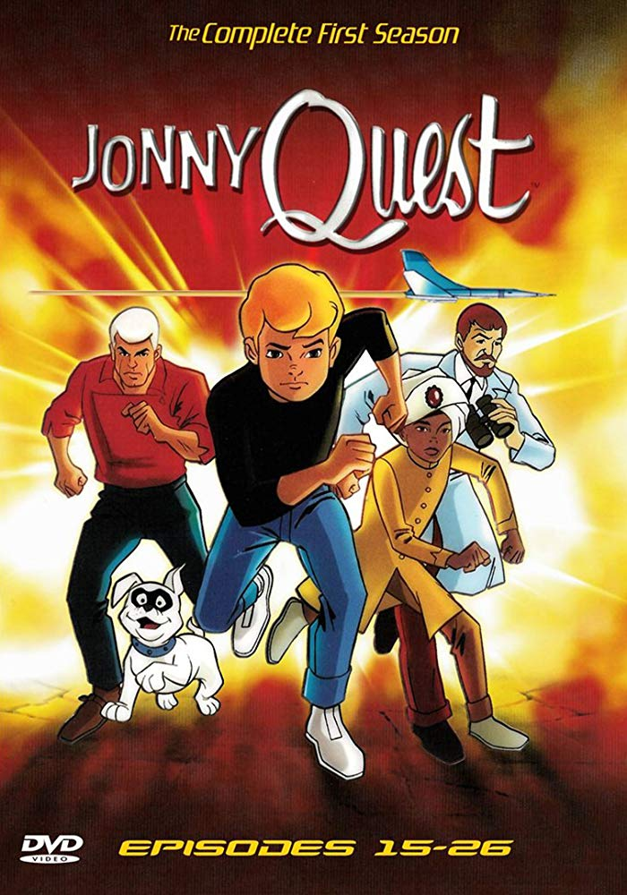 Watch Movie Jonny Quest