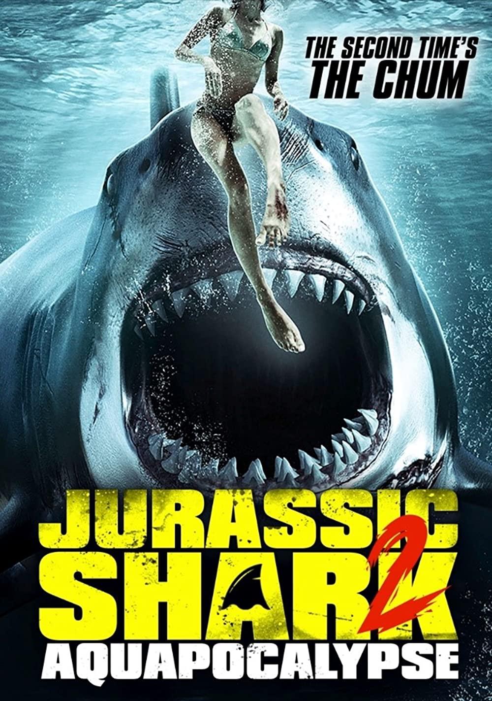 Watch Movie Jurassic Shark 2: Aquapocalypse