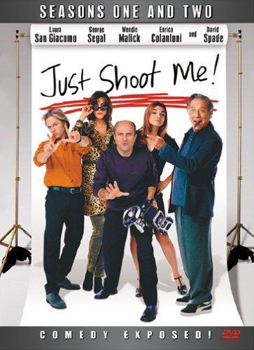 Watch Movie Just Shoot Me - Season 7