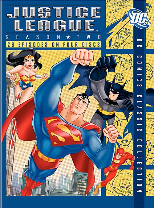 Watch Movie Justice League - Season 2