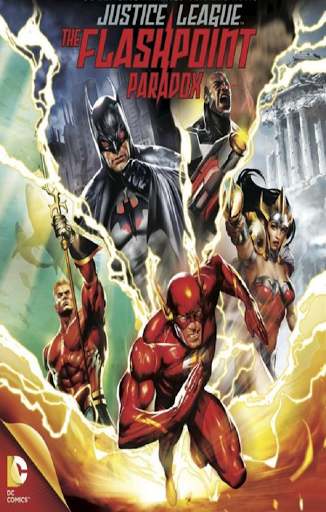 Watch Movie Justice League: The Flashpoint Paradox