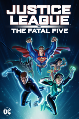 Watch Movie Justice League vs. the Fatal Five