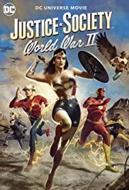 Watch Movie Justice Society: World War II