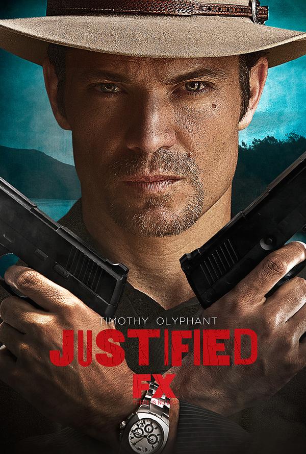 Watch Movie Justified - Season 3