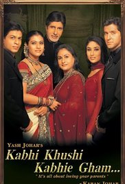 Watch Movie Kabhi Khushi Kabhie Gham