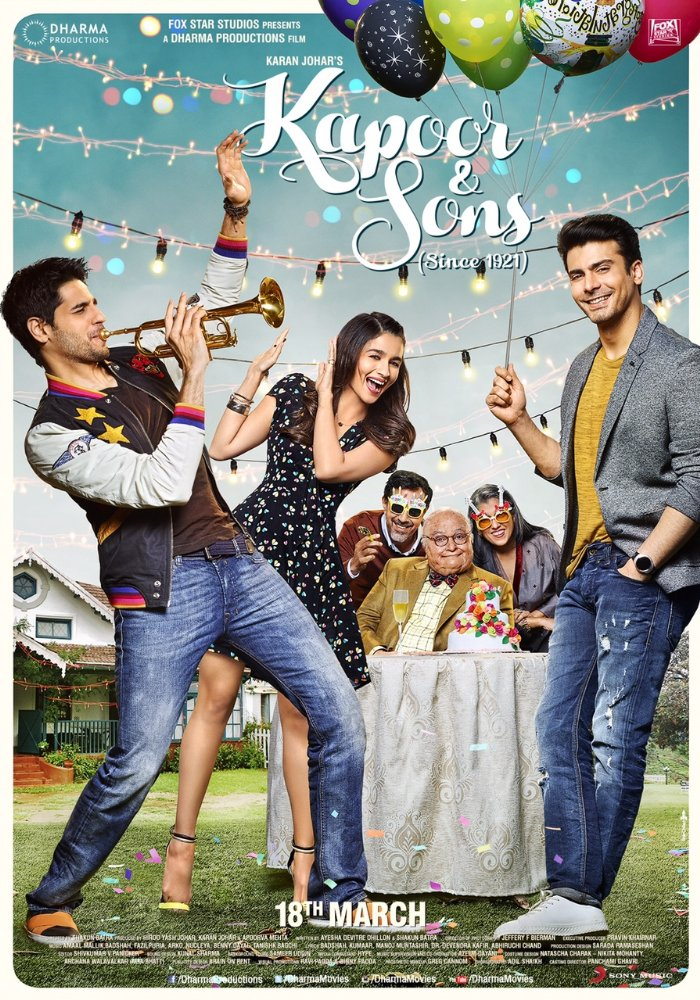 Watch Movie Kapoor and Sons