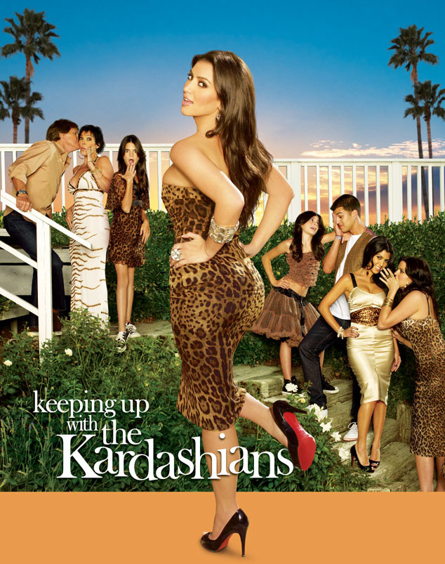 Watch Movie Keeping Up with the Kardashians - Season 1