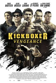 Watch Movie Kickboxer: Vengeance