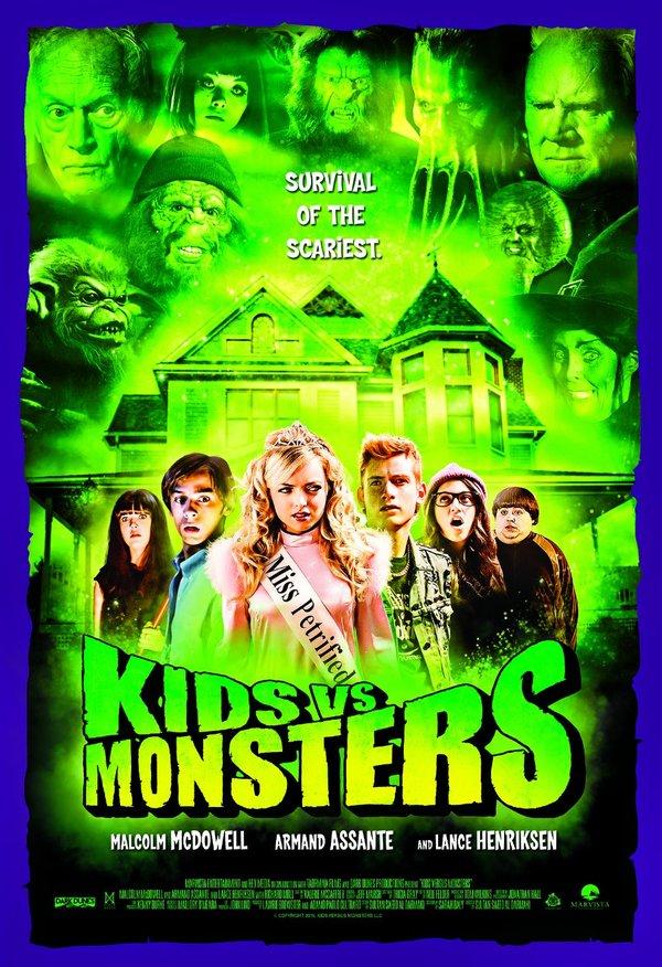 Watch Movie Kids vs Monsters