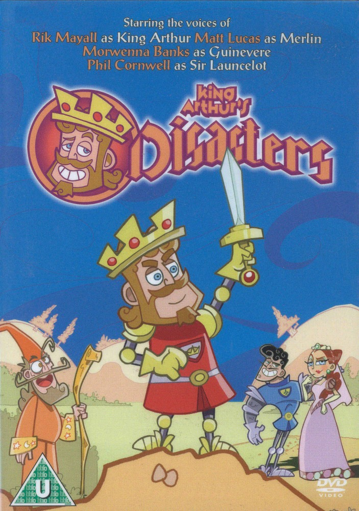 Watch Movie King Arthur's Disasters - Season 1