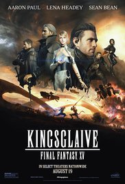 Watch Movie Kingsglaive: Final Fantasy XV