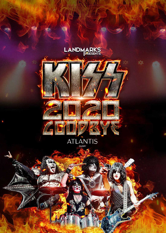 Watch Movie KISS 2020 Goodbye