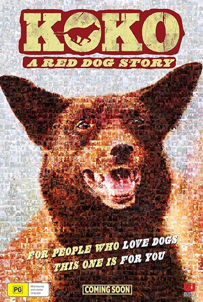 Watch Movie Koko: A Red Dog Story