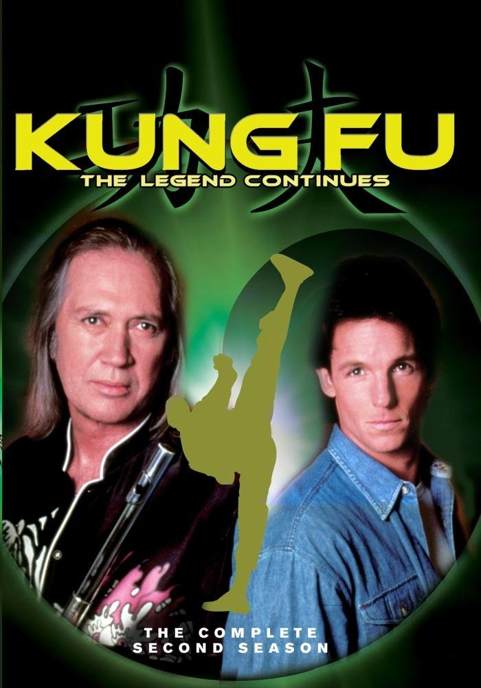 Watch Movie Kung Fu: The Legend Continues  - Season 3