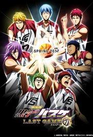 Watch Movie Kuroko's Basketball: Last Game