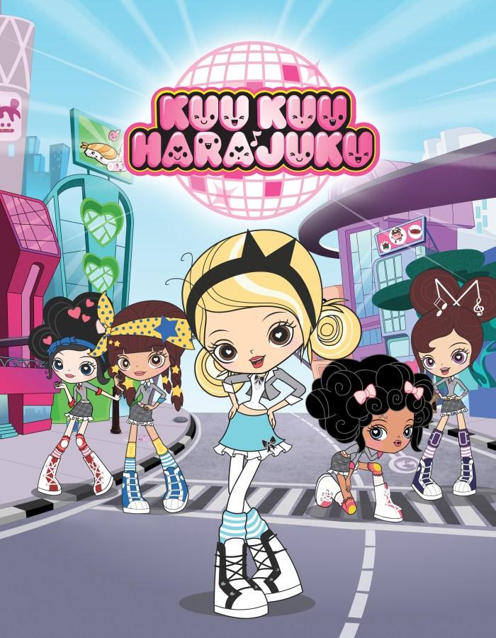 Watch Movie Kuu Kuu Harajuku - Season 1