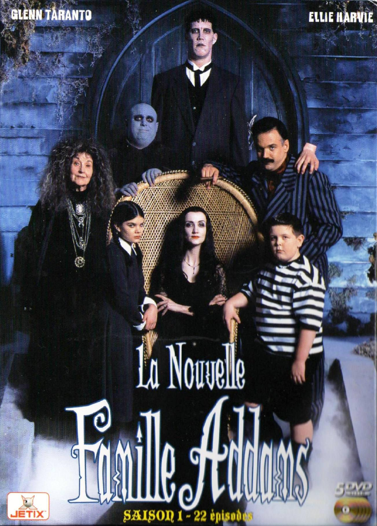 Watch Movie La nouvelle famille Addams - Season 01