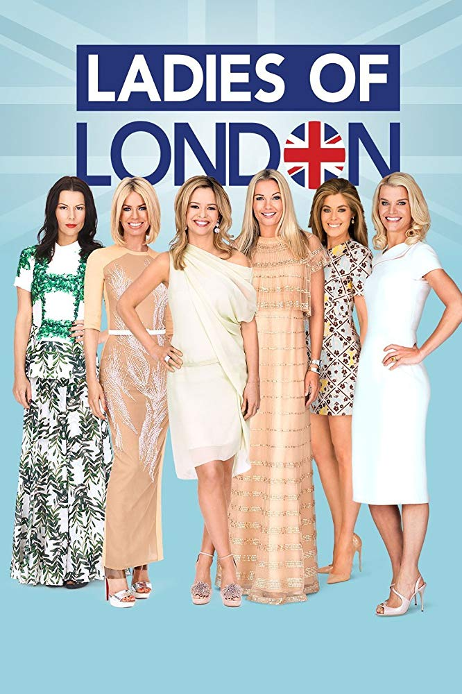 Watch Movie Ladies Of London - Season 3