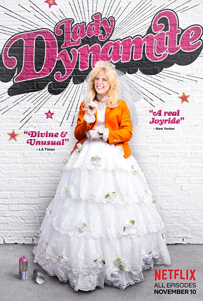 Watch Movie Lady Dynamite - Season 2