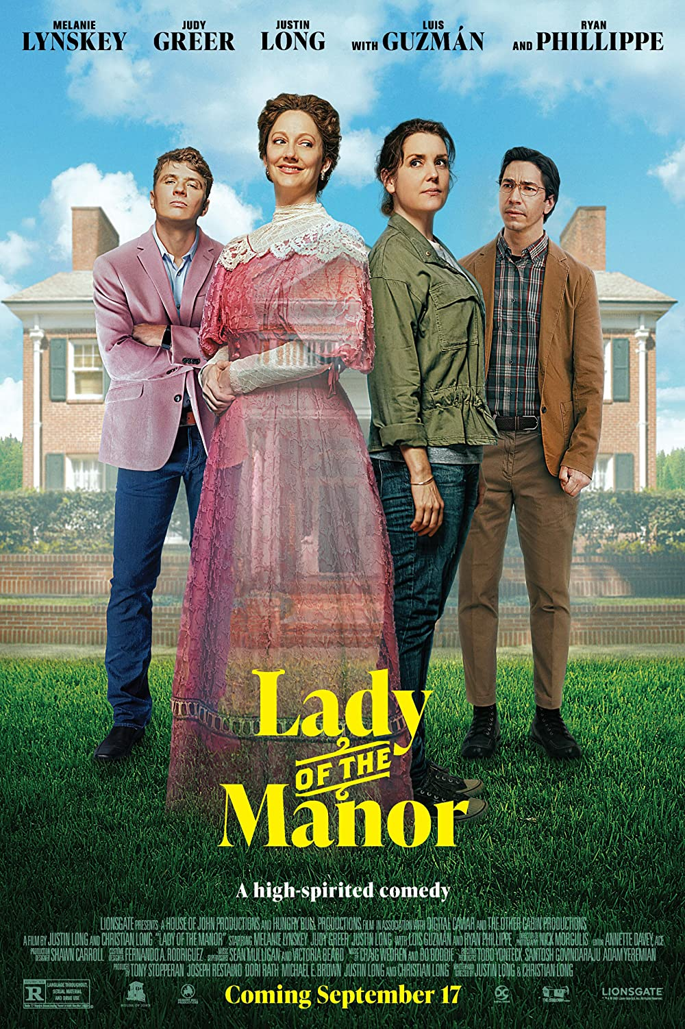 Watch Movie Lady of the Manor