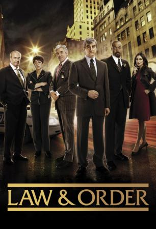Watch Movie Law and Order - Season 8