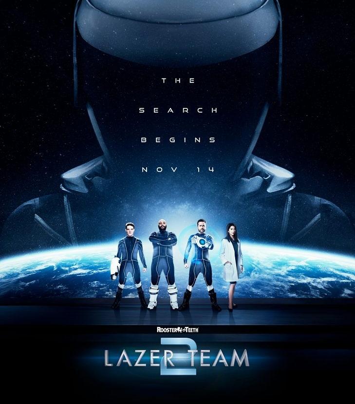Watch Movie Lazer Team 2