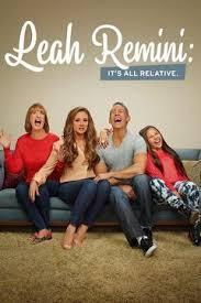 Watch Movie Leah Remini: It's All Relative - Season 1