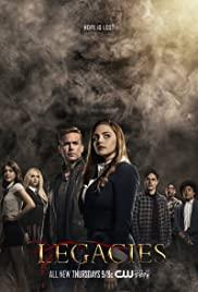 Watch Movie Legacies - Season 3