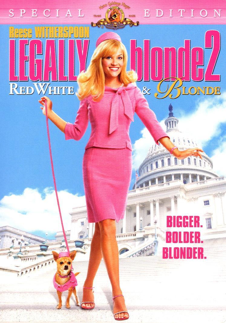 Watch Movie Legally Blonde 2: Red, White & Blonde