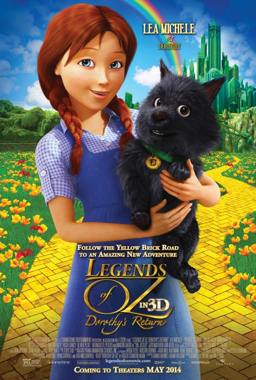 Watch Movie Legends of Oz: Dorothy's Return