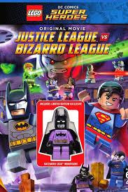 Watch Movie Lego Dc Justice League Vs Bizarro League