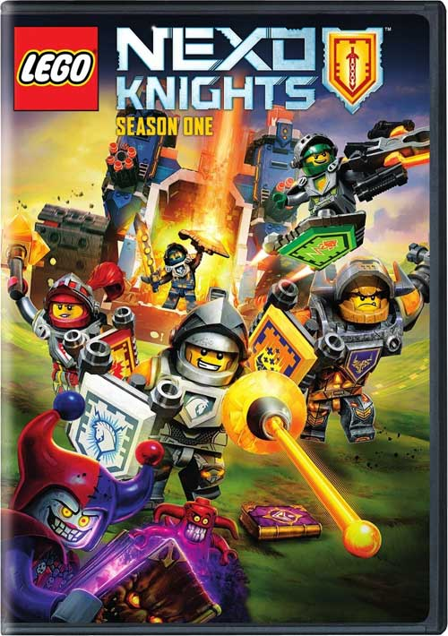 Watch Movie Lego Nexo Knights - Season 2
