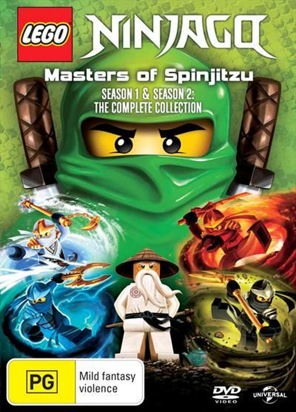 Watch Movie LEGO Ninjago Masters of Spinjitzu - Season 2