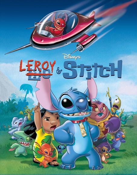 Watch Movie Leroy and Stitch