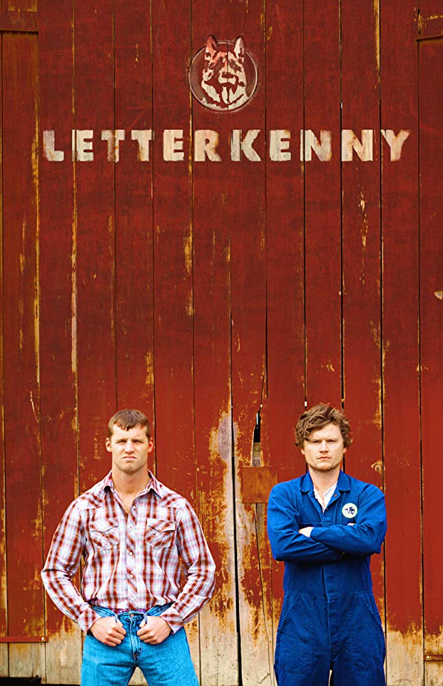 Watch Movie Letterkenny - Season 7