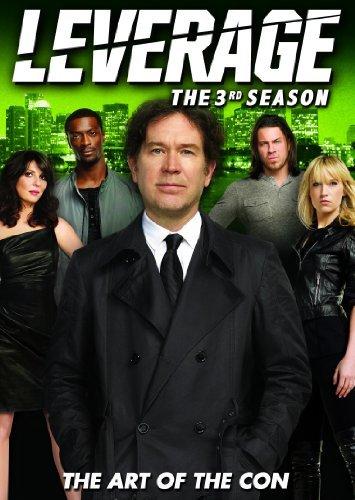 Watch Movie  Leverage - Season 3