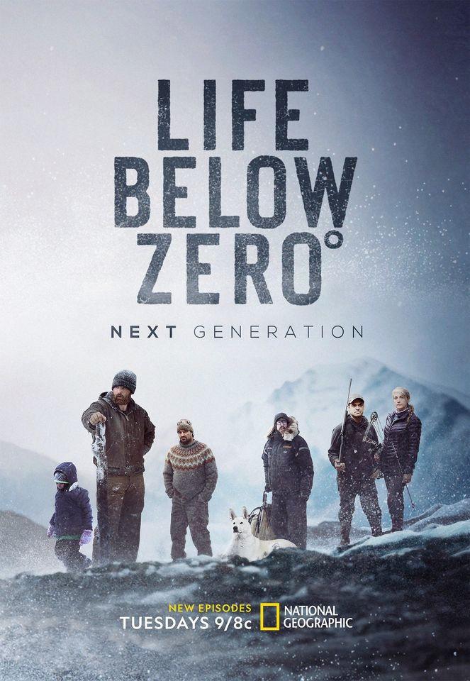 Watch Movie Life Below Zero: Next Generation - Season 1