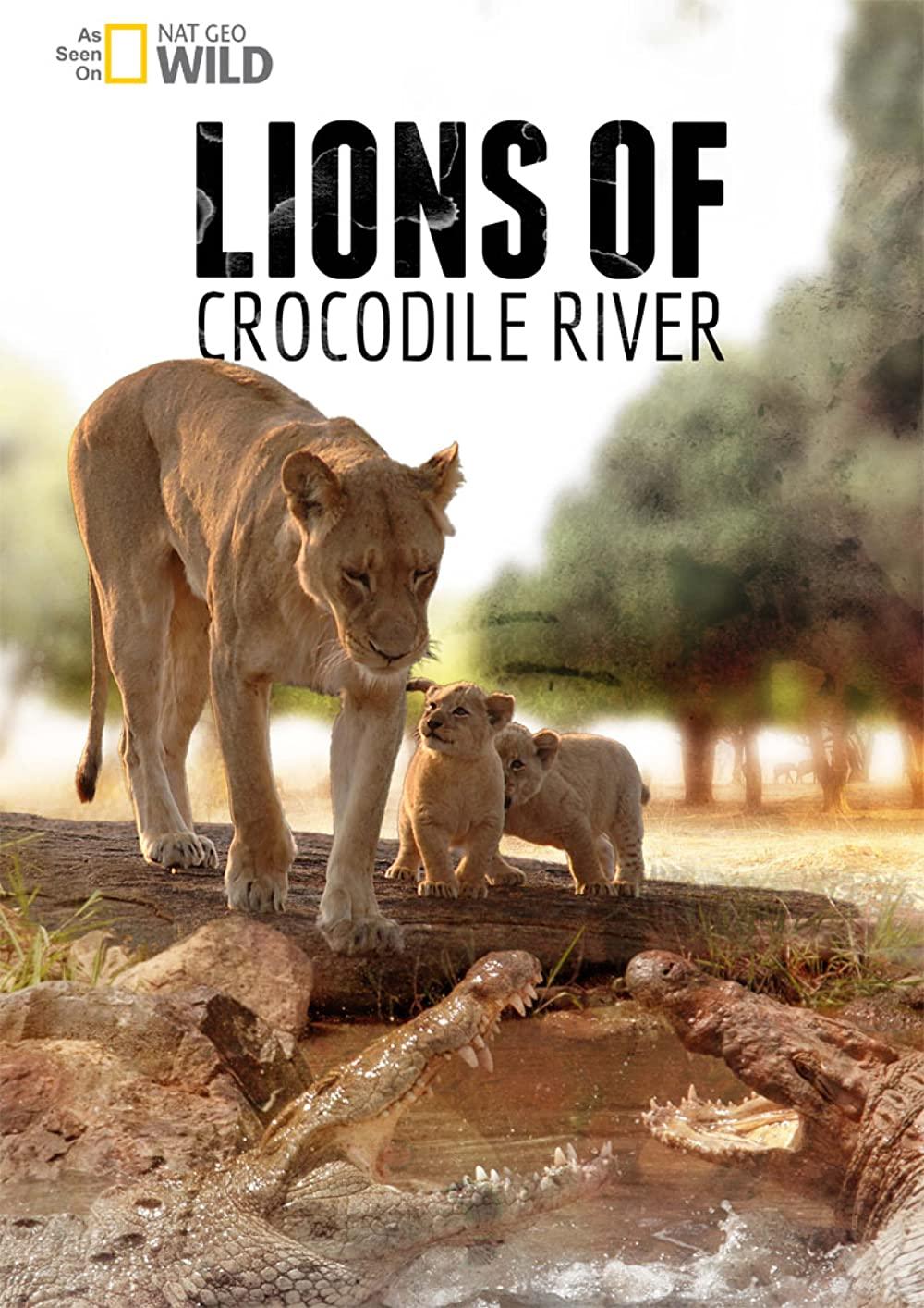 Watch Movie  Lions of Crocodile River