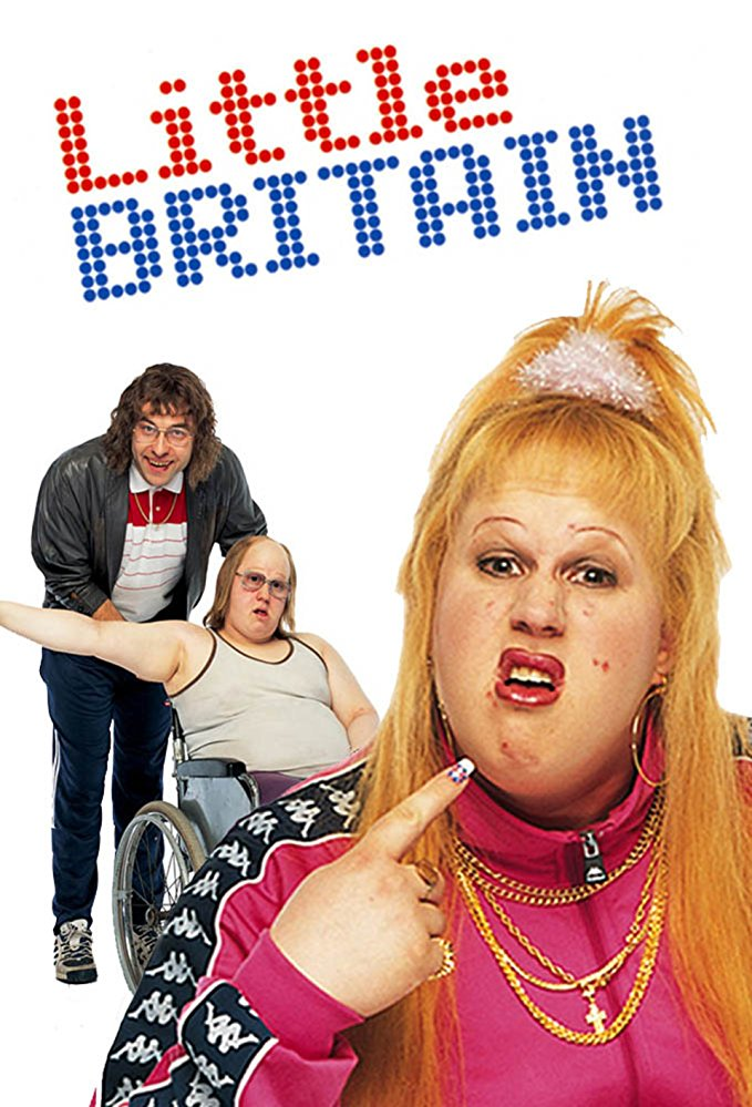 Watch Movie Little Britain