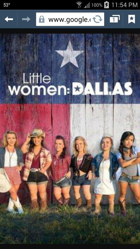 Watch Movie Little Women: Dallas - Season 1