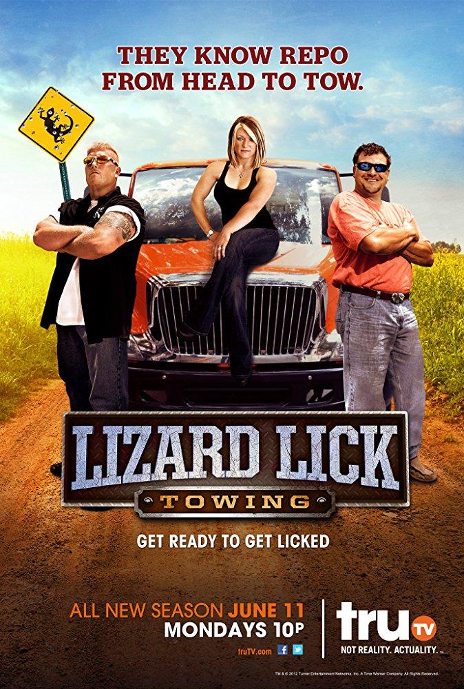 Watch Movie Lizard Lick Towing - Season 1